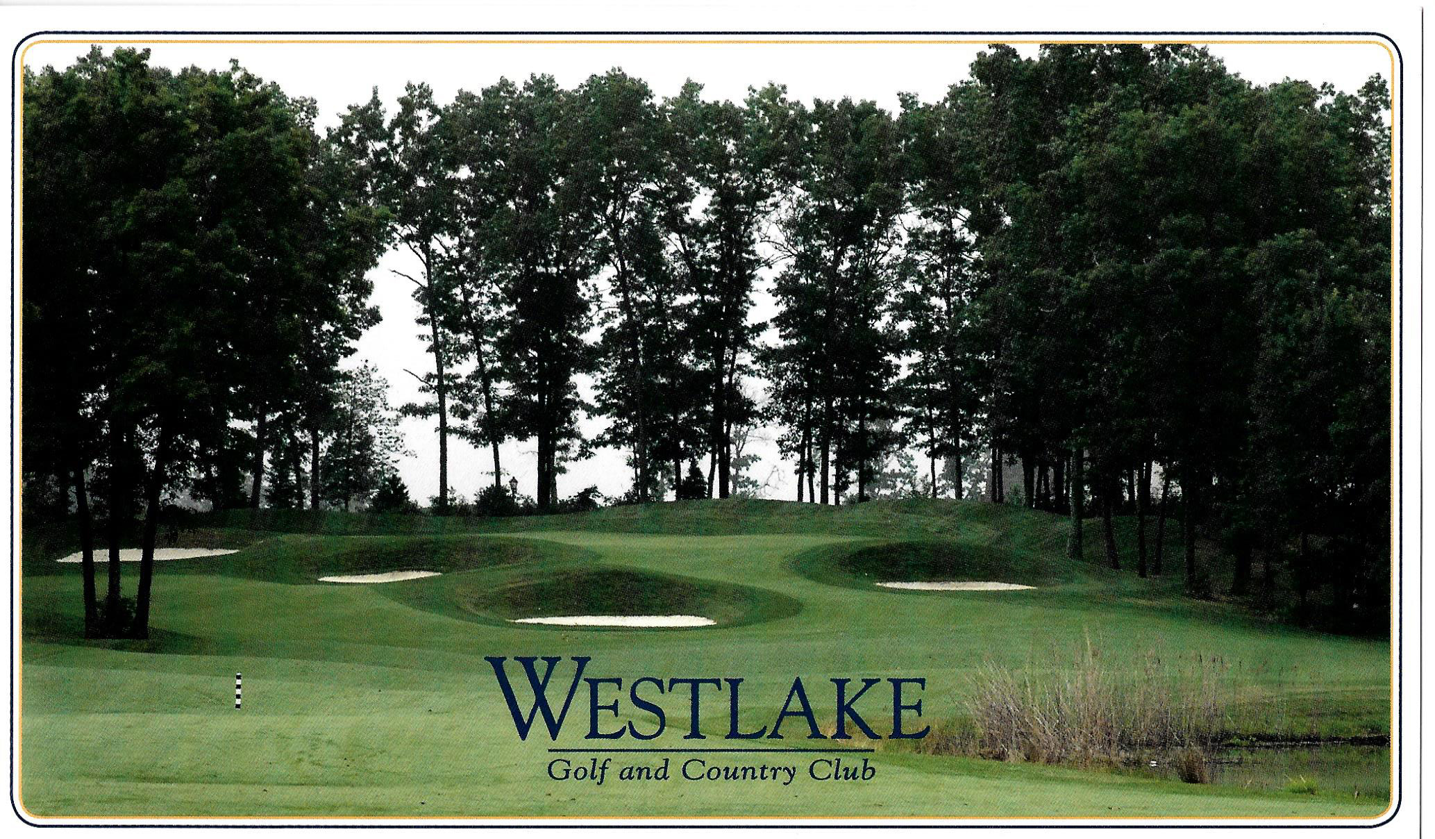 Image result for westlake golf course pic