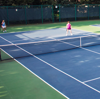Learning Tennis as an Adult